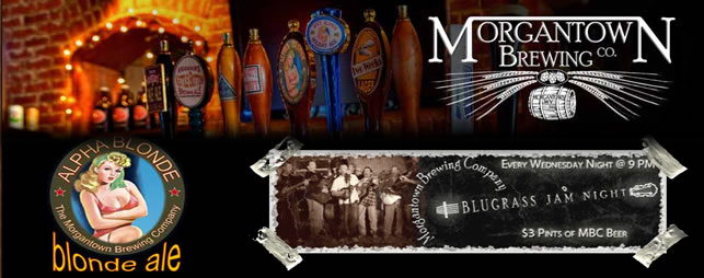 Morgantown Brewing Company -  Morgantown, WV